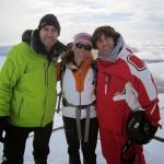 Cumbres con Edurne Pasaban 2014